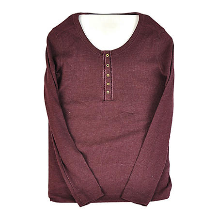 THERMAL HENLEY EB THERMAL HENLEY