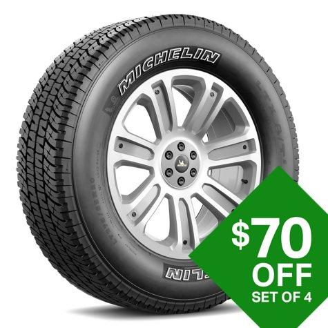 Michelin LTX A/T2 - LT265/70R18/E 124/121R Tire