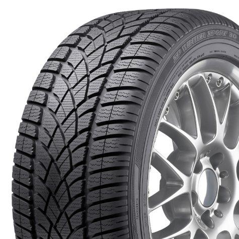 Dunlop SP Winter Sport 3D - 255/45R17 98V Tire