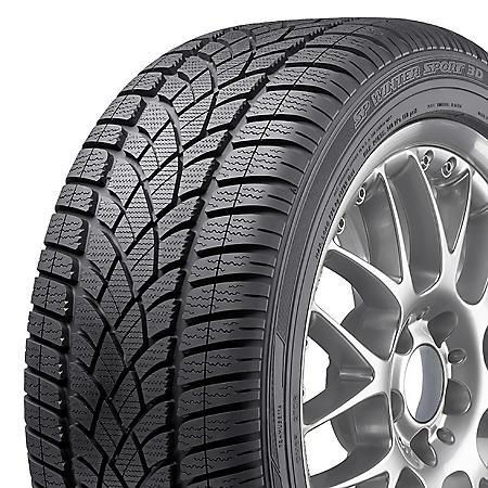 Dunlop SP Winter Sport 3D DSST ROF - 245/50R18 100H Tire