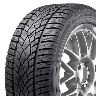 Dunlop SP Winter Sport 3D DSST ROF - 245/50R18 100H Tire