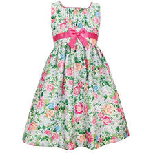 Jessica Ann Floral Easter Dress