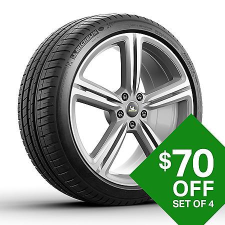 Michelin Pilot Sport 3 - 275/30R20/XL 97Y Tire
