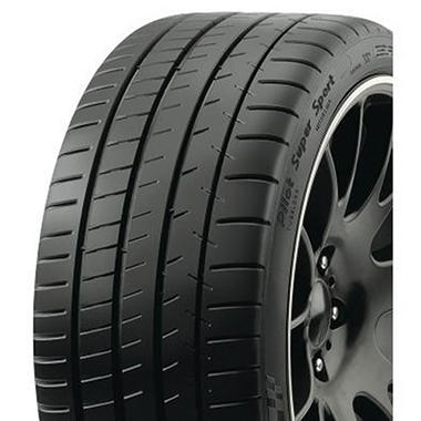 Michelin Pilot Super Sport - 255/40ZR18 95Y Tire