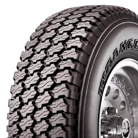Goodyear Wrangler AT Adventure - LT245/75R16E 120S Tire