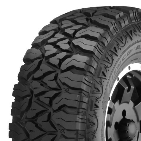 Fierce Attitude M/T - LT285/70R17/D 121P   Tire