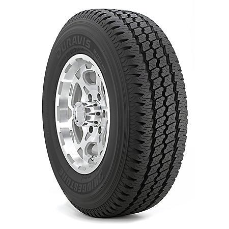 Bridgestone Duravis M700 HD - LT235/80R17/10 117R Tire