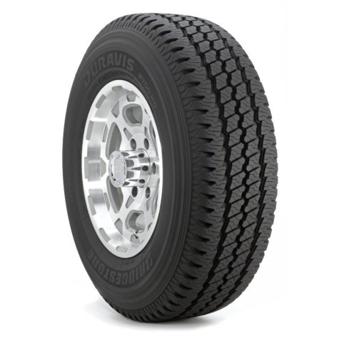 Bridgestone Duravis M700 HD - LT235/85R16/10 116R Tire