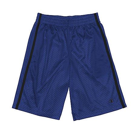 SHORT BLUE 5/6 IN-CLUB #365797