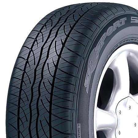 Dunlop SP Sport 5000 - 215/45R18 89W Tire