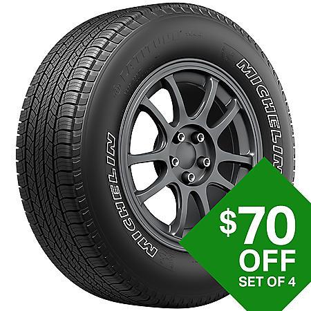 Michelin Latitude Tour - P265/60R18 109T Tire
