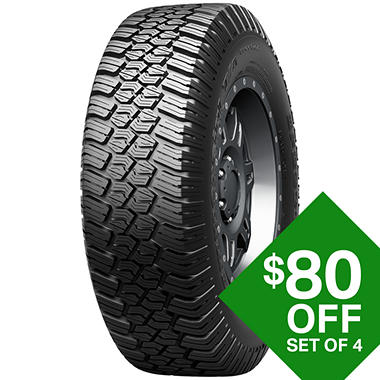 BFGoodrich Commercial T/A A/S2 - LT265/70R17E 121R Tire