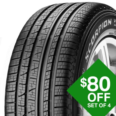 Pirelli Scorpion Verde A/S - 285/50R20/XL 116V Tire