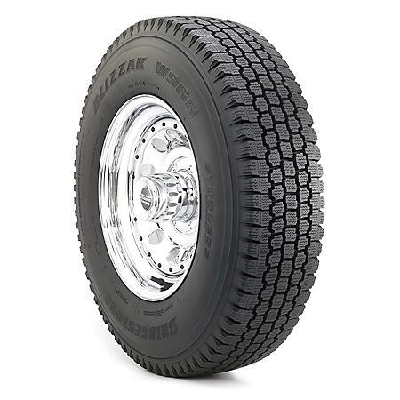 Bridgestone Blizzak W965 - LT265/70R17E 121Q Tire