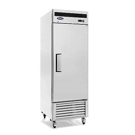 Atosa Upright 1-Door Reach-In Refrigerator