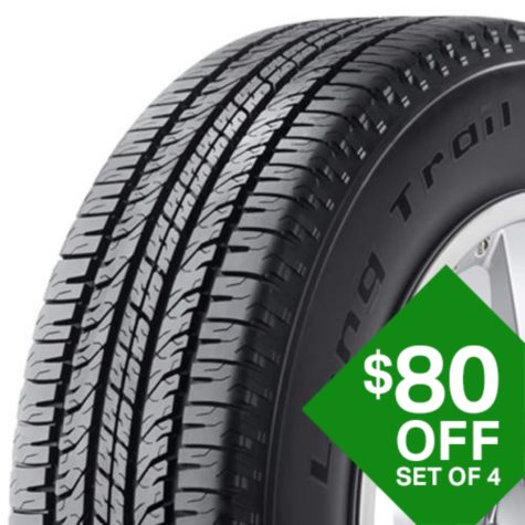 BFGoodrich Long Trail T/A Tour - P275/60R20 114T Tire