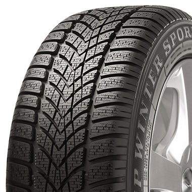 Dunlop SP Winter Sport 4D - 205/55R16 91H Tire