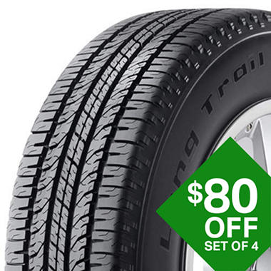 BFGoodrich Long Trail T/A Tour - P235/60R17 100T
