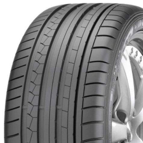 Dunlop SP Sport Maxx GT - 265/30ZR20/XL 94Y  Tire