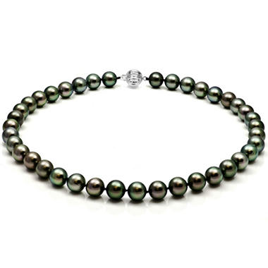 9-11 mm Black Tahitian Pearl 18