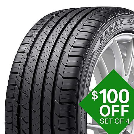 Goodyear Eagle Sport A/S - 255/35R20/XL 97W Tire