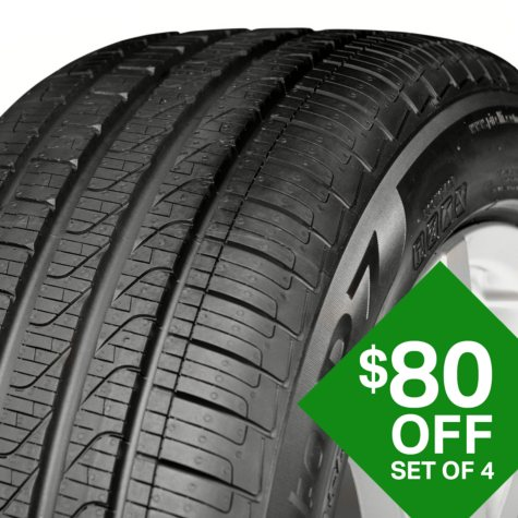 Pirelli Cinturato P7 A/S Plus - 205/60R16 P7AS+ 92V Tire