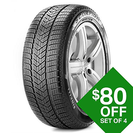Pirelli Scorpion Winter RF - 285/45R19/XL 111V Tire