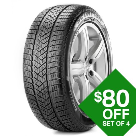 Pirelli Scorpion Winter - 245/65R17/XL 111H Tire