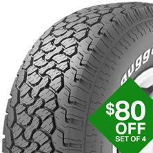 BFGoodrich Rugged Trail T/A - P265/70R16 114T