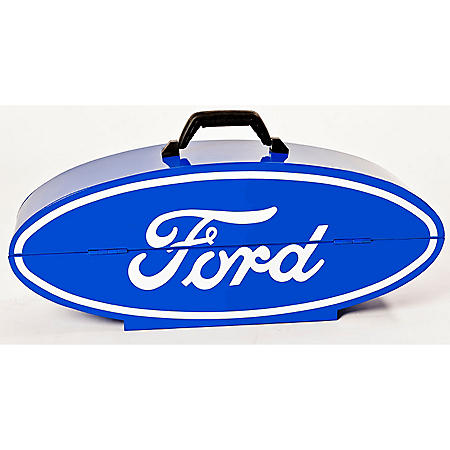 Ford Logo Steel Tool Box