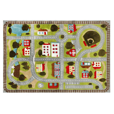 5' x 7' Kid's Rug - Various Colors