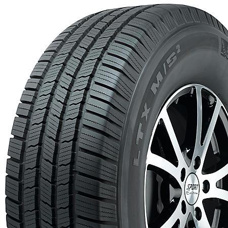 Michelin LTX M/S2 - 245/75R17 112S Tire
