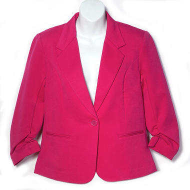 Christian Siriano Ponte Blazer - Various Colors