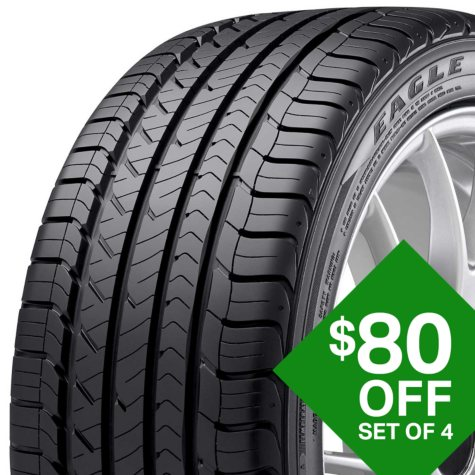 Goodyear Eagle Sport A/S - 235/50R17 96W   Tire