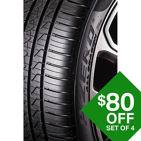 Pirelli PZero A/S Plus - 275/35R20XL 102Y Tire