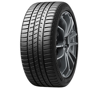 Michelin Pilot Sport A/S 3+ - 215/45ZR17 91W Tire