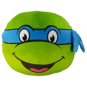Nickelodeon Teenage Mutant Ninja Turtles Ultra-Stretch 3-D Cloud Pillow, Leo