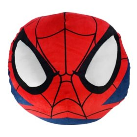 Marvel Spider-Man Ultra-Stretch 3-D Cloud Pillow
