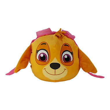 Nickelodeon Paw Patrol Ultra-Stretch 3-D Cloud Pillow, Skye