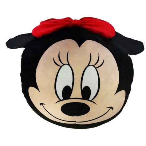 Disney Minnie Mouse Ultra-Stretch 3-D Cloud Pillow
