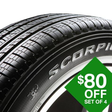 Pirelli Scorpion Verde A/S - 235/65R17/XL 108V Tire