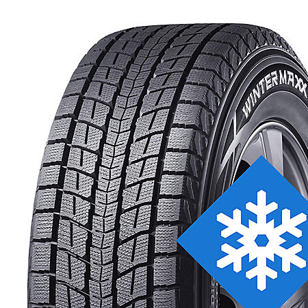 Dunlop Winter Maxx SJ8 - 265/60R18 110R Tire