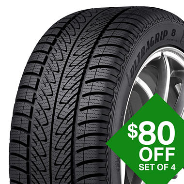 Goodyear Ultra Grip 8 Performance - 225/40R18/XL 92V Tire