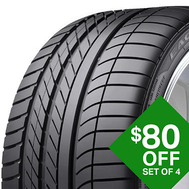 Goodyear Eagle F1 Asymmetric ROF - 255/50R19/XL 107W Tire