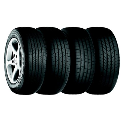 One Time Rotate and Balance Per Tire