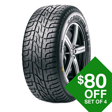 Pirelli Scorpion Zero - 295/30R26XL 107W Tire