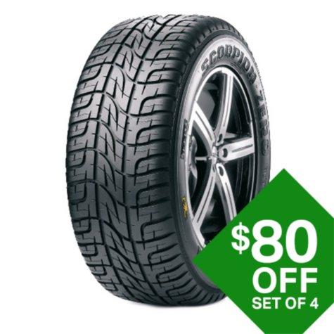 Pirelli Scorpion Zero - 295/30R26XL 107W Tire