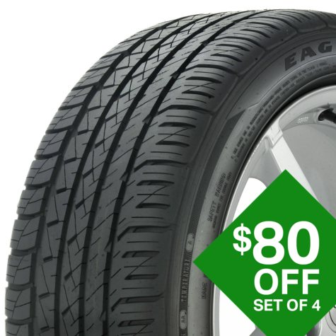 Goodyear Eagle F1 Asymmetric All-Season - 245/40ZR17 91W Tire
