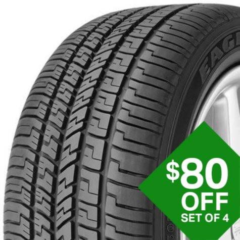 Goodyear Eagle RS-A - 255/45R20 101V Tire