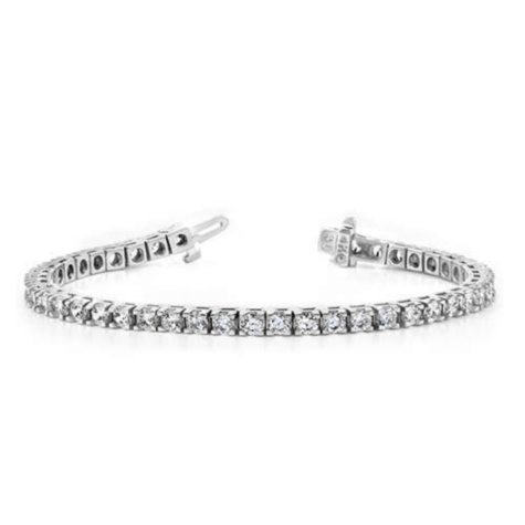 7 ct. t.w. Diamond Tennis Bracelet (G-H, SI2-I1)